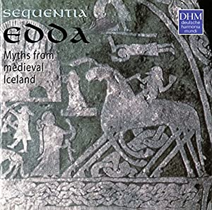 Edda; Medieval Myths - A World Premiere Recording!