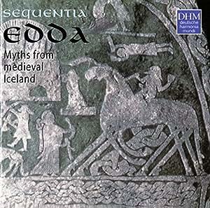 Edda; Medieval Myths - A World Premiere Recording!