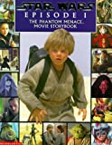 Star Wars Episode 1: The Phantom Menace Movie Storybook