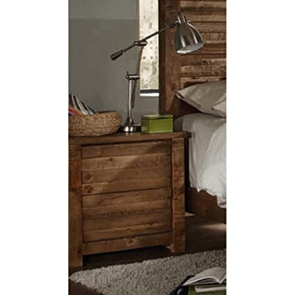 Progressive Furniture Melrose 2 Drawer Nightstand