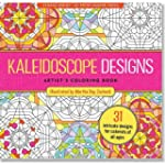 Kaleidoscope Designs Adult Coloring B...
