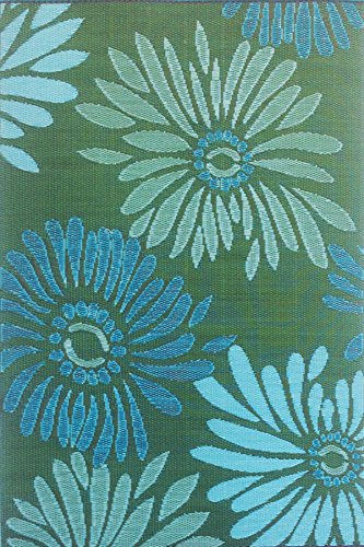 Mad Mats Daisy 4 By 6-Feet