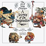 img - for A Journey of the Imagination: The Art of James Christensen book / textbook / text book
