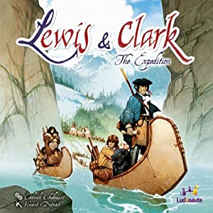 Lewis & Clark Game Board