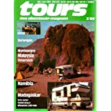 tours das abenteuer magazin. Mai/Juni 1984. 3/84