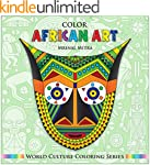 Color African Art (World Culture Colo...