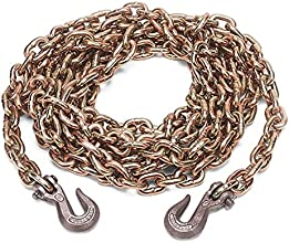 38quot x 16 Ft Grade 70 Chain with Grab Hooks
