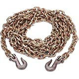 "5/16"" x 16 Ft Grade 70 Chain with Grab Hooks PN: 10034-16"