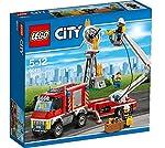 Lego Fire Utility Truck, Multi Color