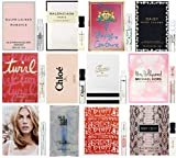 Women's Designer Fragrance Samples (12ct)