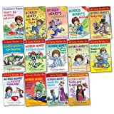 Francesca Simon Horrid Henry Early Readers Pack, 14 books, RRP £69.86 (Don't Be Horrid Henry!; Dinner Lady; Tooth Fairy; Football Fiend; Meets Queen; Reads A Book; Gets Rich Quick; Tricks & Treats; Moody Margaret; Car Journey; Holiday; Nits; Rainy Day;