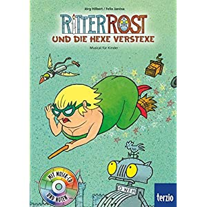 Ritter Rost, Band 3: Ritter Rost und die Hexe Verstexe