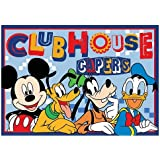 Disney Mickey Mouse Clubhouse Rug - 31 1/2'' x 44''