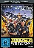Geheimcode: Wildgänse-Cinema Treasures [Import allemand]