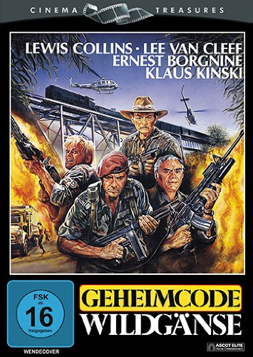 Geheimcode Wildgänse (Cinema Treasures)