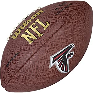 Wilson Atlanta Falcons Logo Football by Wilson