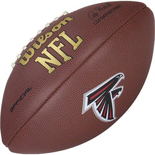Wilson Atlanta Falcons Logo Football