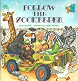 img - for Follow the Zookeeper (A Golden Look-Look Book) book / textbook / text book