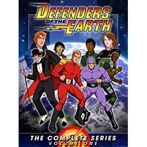 Defenders Of The Earth - The Complete Series, Vol. 1 movie