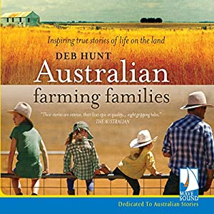 Australian Farming Families Audiobook