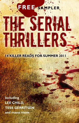 The Serial Thrillers - 14 Killer Reads for Summer 2011 (sampler)