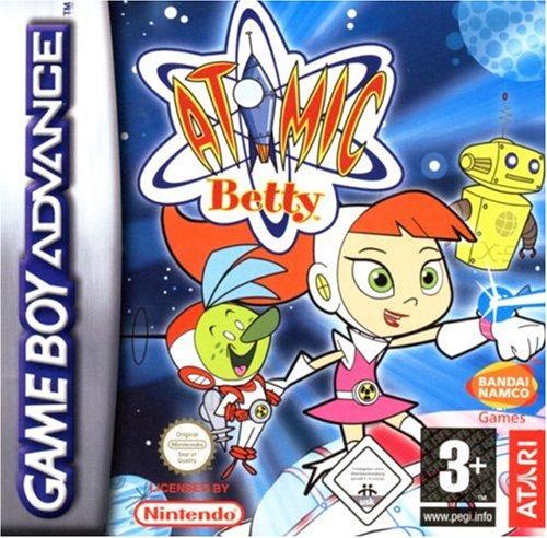 Atomic Betty (GBA)