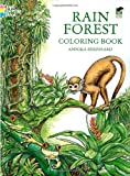 Rain Forest Coloring Book