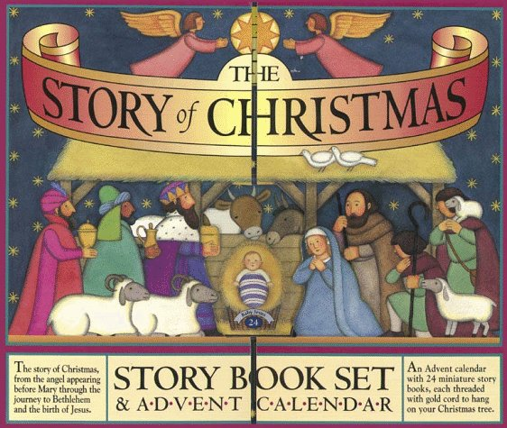 The Story of Christmas: Story Book Set and Advent Calendar