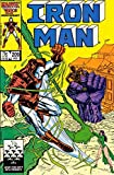 Iron Man (1st Series) #209