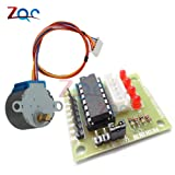 28BYJ-48 5V 12V 4 Phase DC Gear Stepper Motor + ULN2003 Driver Board for Arduino Compatible with UNO MEGA 2560