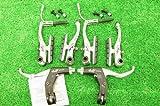 シマノ デオーレ 軽量 V-ブレーキ ブレーキレバーセット SHIMANO DEORE XT BL-M770 BR-T780 自転車1台分 自転車パーツ