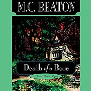 Death of a Bore Audiobook