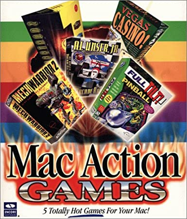 Mac Action Games: 5 Totally Hot Games for your Mac!