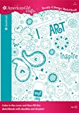 American Girl Crafts Doodle Design Sketchbook, Art