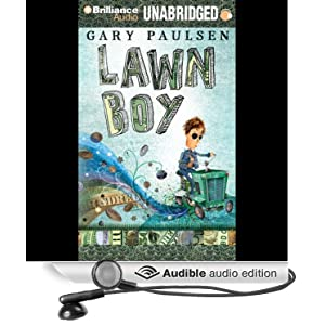 book review on lawn boy by gary paulsen