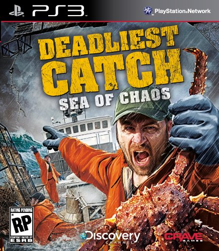 Deadliest Catch: Sea of Chaos – Compatible with Move