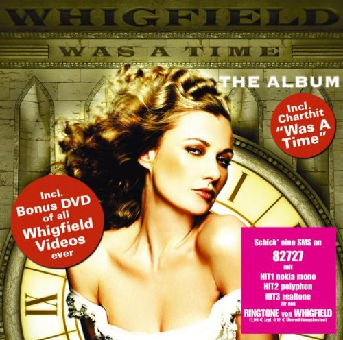 Whigfield - Was A Time - This Album - Zortam Music