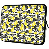 "Snoogg Bape Camo Camouflage 2751 12"" 12.5"" 12.6"" Inch Laptop Notebook Slipcase Sleeve Soft Case Carrying Case For Macbook Pro Acer Asus Dell Hp Sony Toshiba"