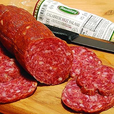 Battistoni Artisan Calabrese Hot Salami, 10oz
