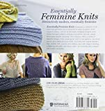 Read Essentially Feminine Knits: 25 Must-Have Chic Designs on-line