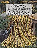 Country Mile-a-Minute Afghans (Leisure Arts, Leaflet 2743)