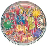 Fox Run 3614 Flower and Butterfly Cookie Cutter Set, 11 Piece