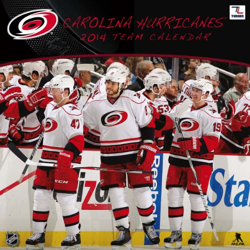 Turner - Perfect Timing 2014 Carolina Hurricanes Team Wall Calendar, 12 x 12 Inches (8011546) at Amazon.com