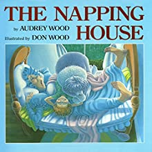 The Napping House Audiobook by Audrey Wood Narrated by Melissa Leebaert