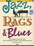 Jazz, Rags and Blues, Bk 1: 10 Origin...