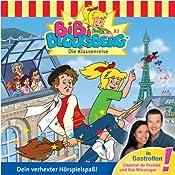 Die Klassenreise (Bibi Blocksberg 83)   Markus Dittrich