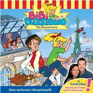 Die Klassenreise (Bibi Blocksberg 83) Hörspiel