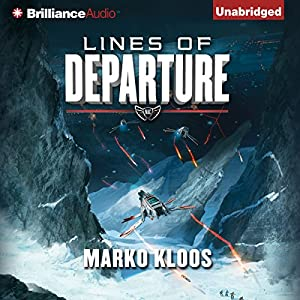 Lines of Departure Audiobook