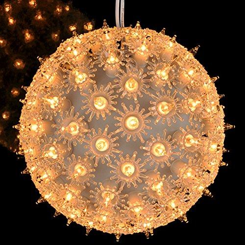 Lichterkugel Kunststoff Lichter Weihnachtsbeleuchtung ...