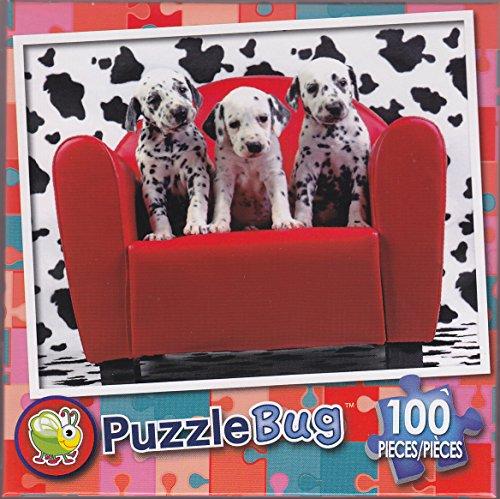Puzzlebug 100 ~ Lots of Spots